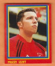 Turkey Muzzy Izzet Leicester City (R)